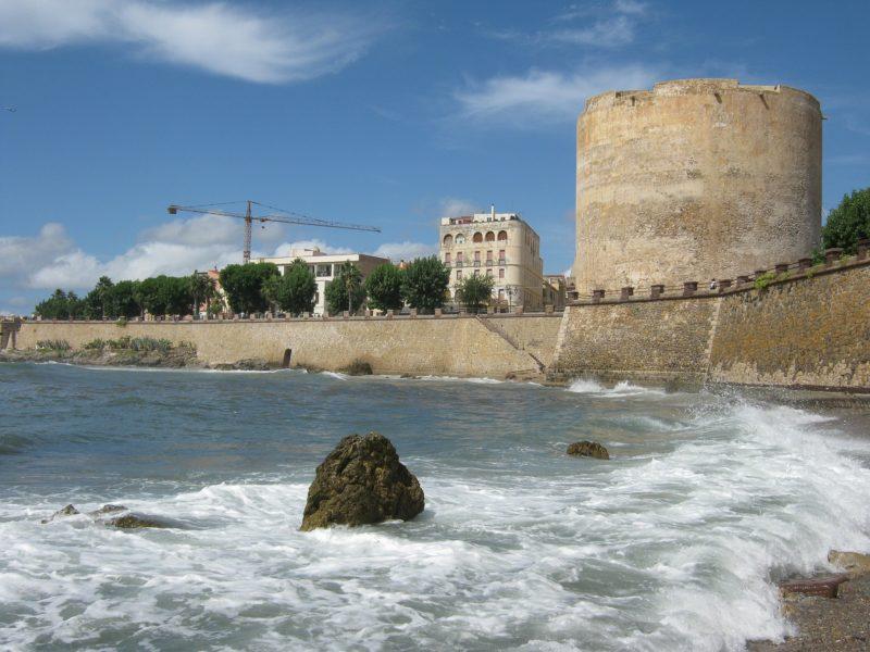 Alghero stad