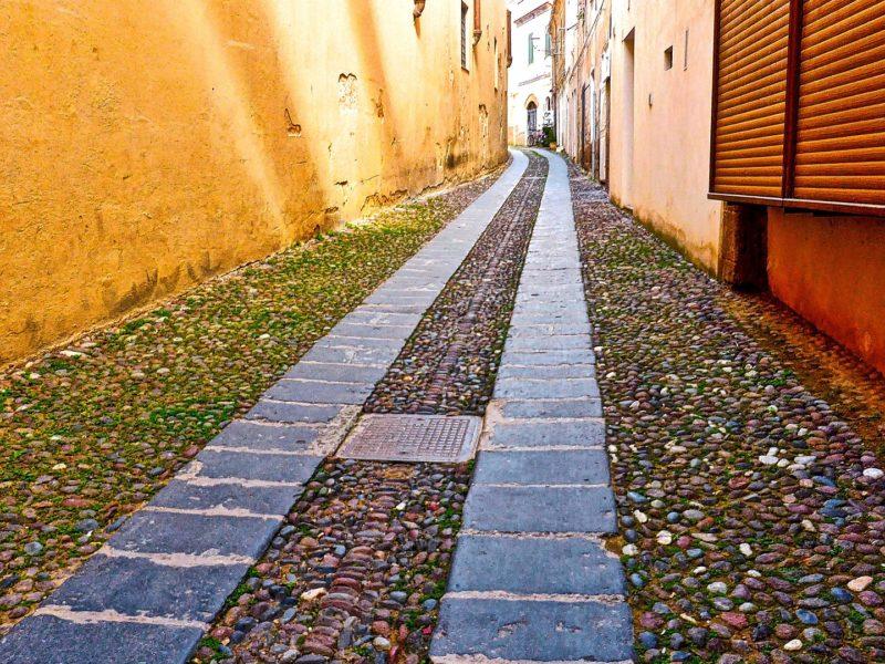 Alghero straatjes