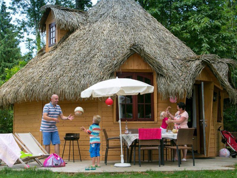 Accommodatie bungalow
