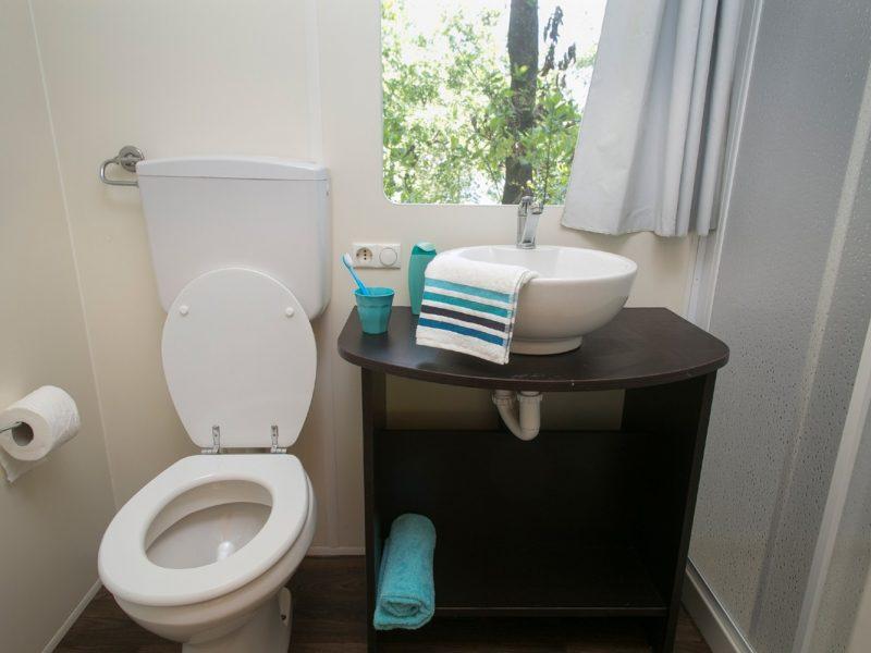 Accommodatie lodgesuite toilet