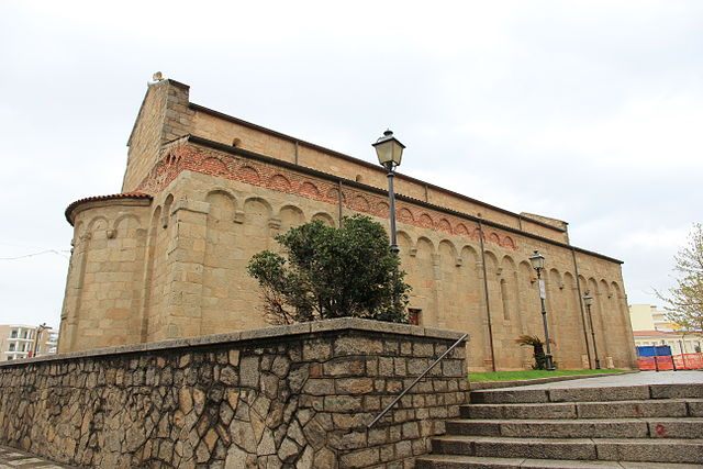 Olbia kerk