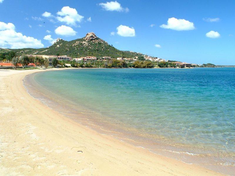 Riva Azzurra strand zee