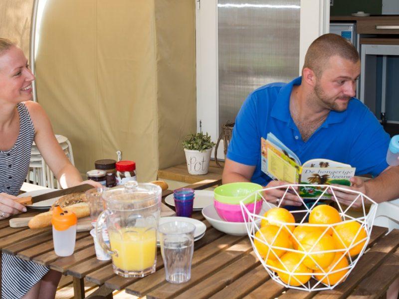Accommodatie cocosuite familie