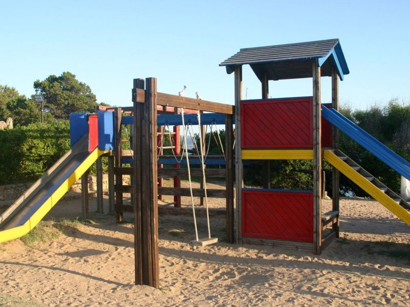Centro Vacanze Isuledda speeltuin