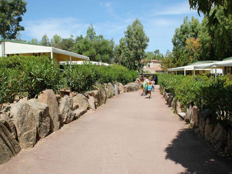 Centro Vacanze Isuledda camping pad