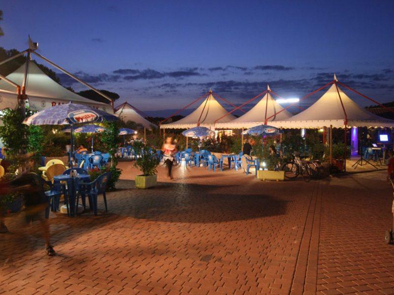 Baia Blu La Tortuga restaurant