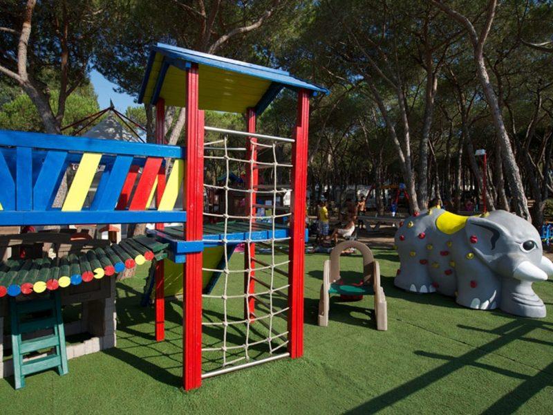 Baia Blu La Tortuga speeltuin