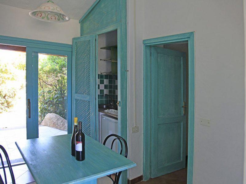 Accommodatie appartement inrichting keuken