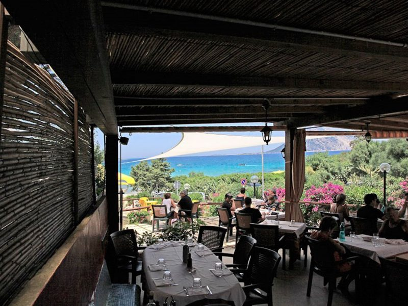 Residence Village Lu Nibareddu restaurant