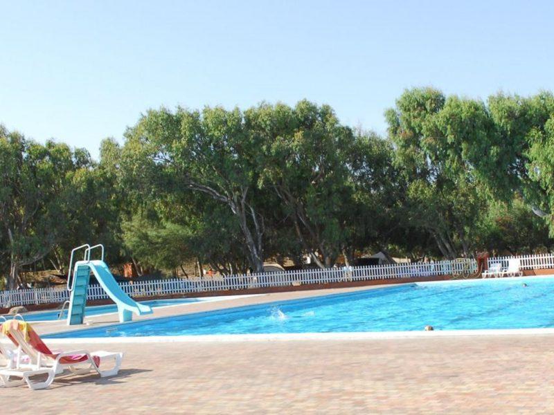 La Foce zwembad