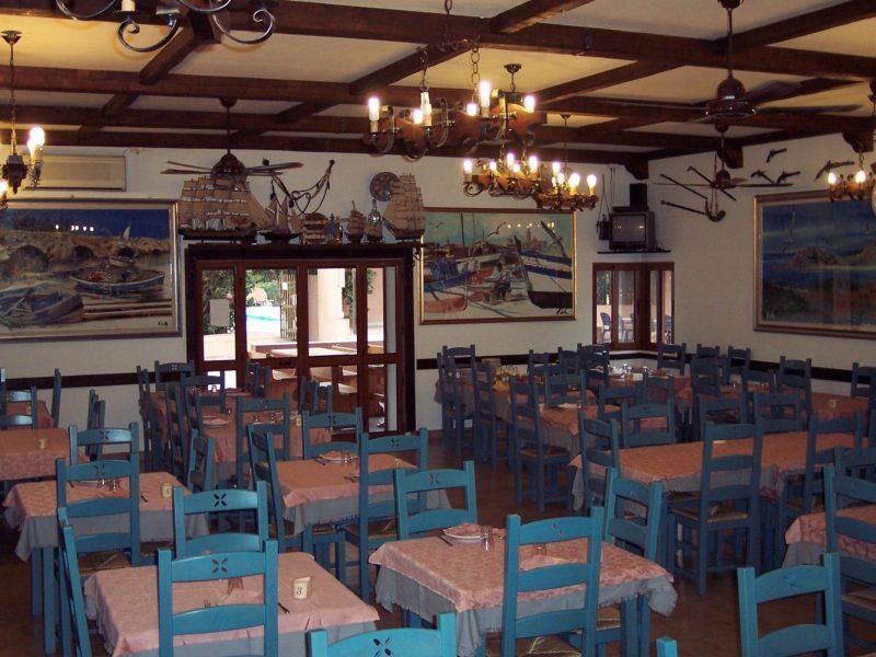 Torre del Porticciolo restaurant