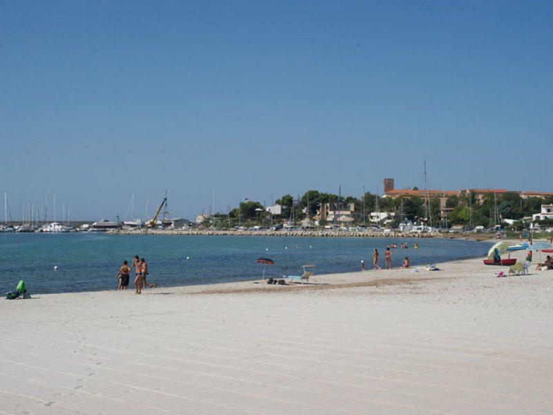 Laguna Blu strand zee