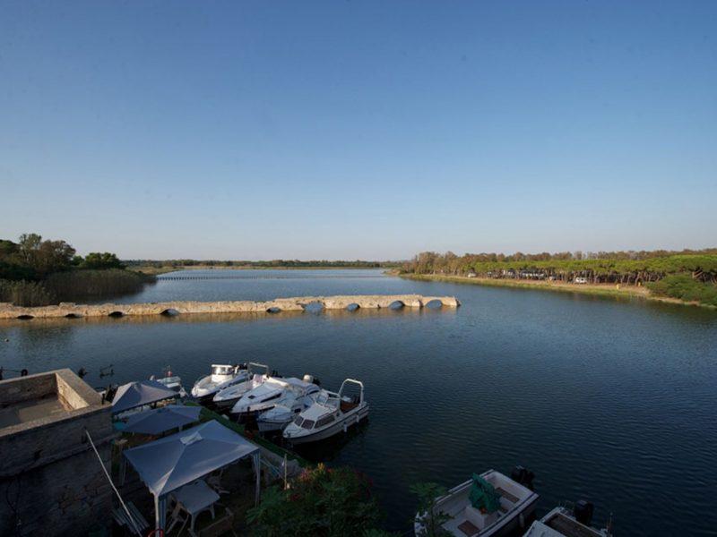 Laguna Blu uitzich op water