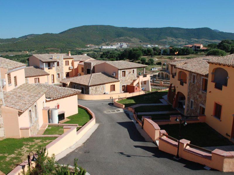 Residence Li Troni vakantiepark appartementen
