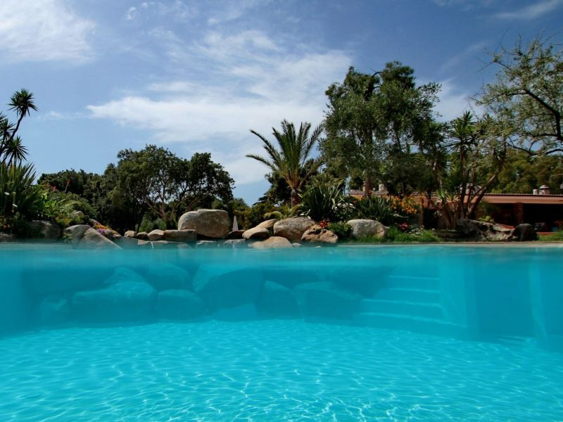 L'Ultima Spiaggia zwembad