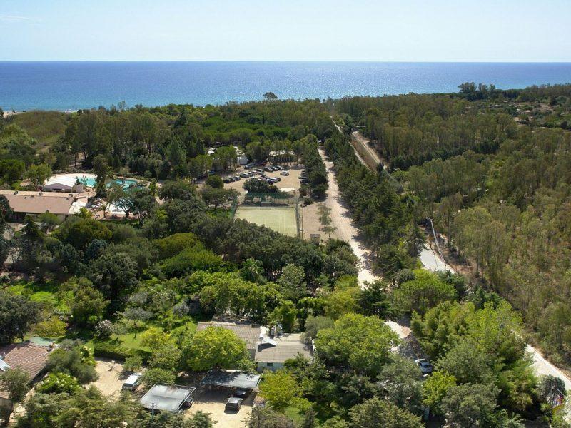 L'Ultima Spiaggia overzicht camping