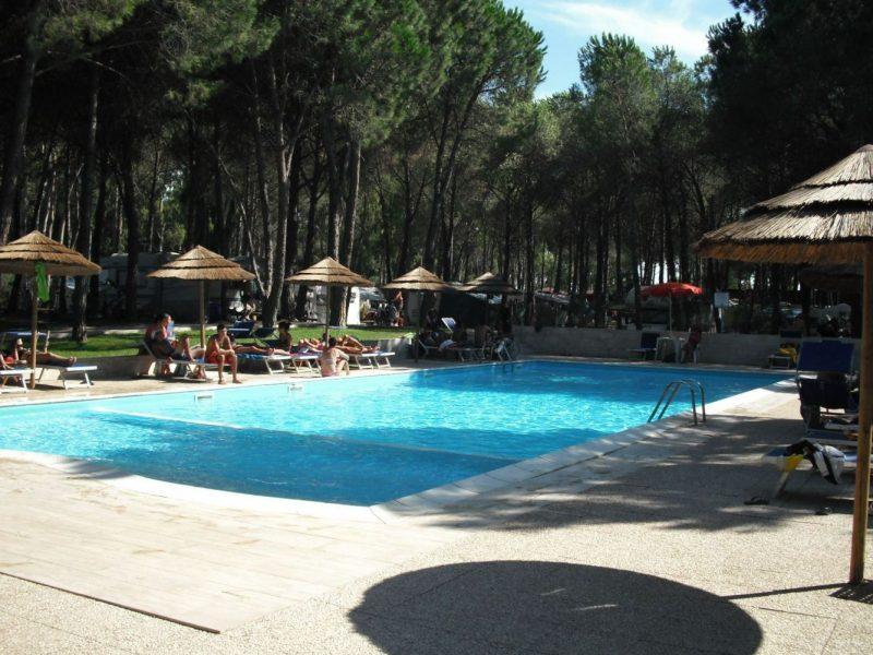 Villaggio Spinnaker zwembad