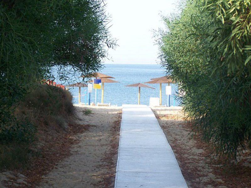 Villaggio Spinnaker camping pad zee