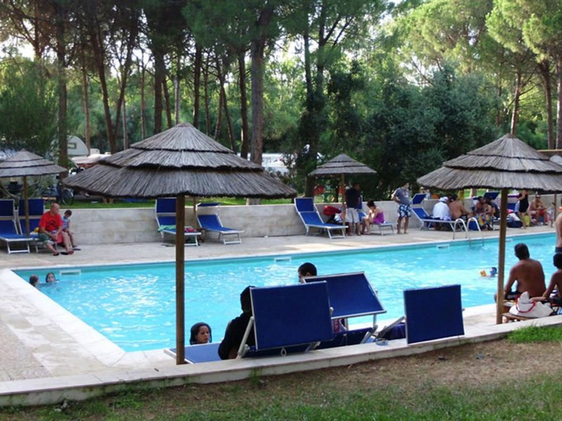 Villaggio Spinnaker zwemmen