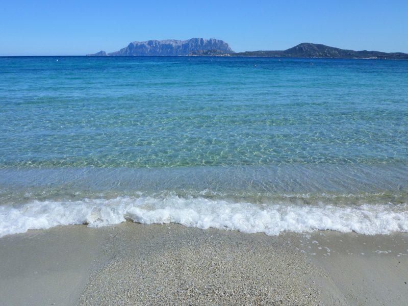 Sardinië zee