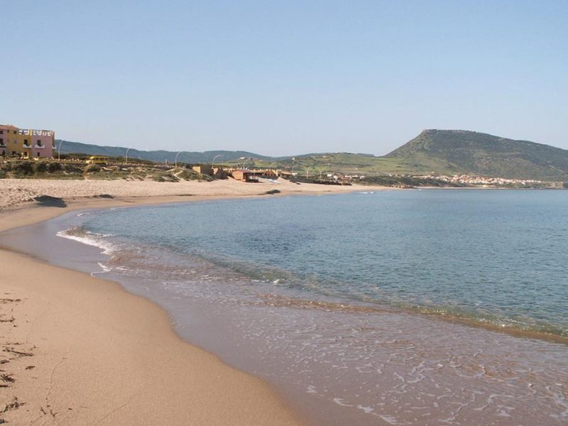 Camping Flumendosa strand