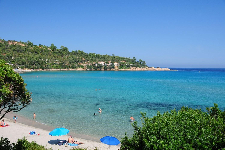 Camping-Villagio-Telis-Uitzicht Camping op Sardinië