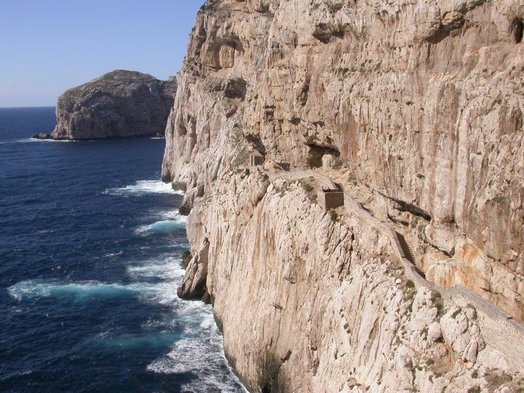 Grotta di Nettuno pad