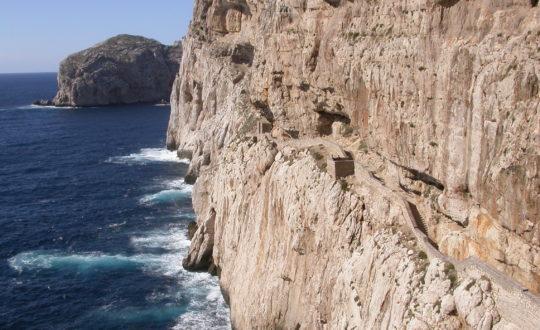 Op stap: Grotten van Neptunus (Grotta di Nettuno)