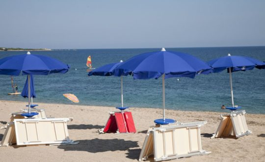 3x campings op Sardinië