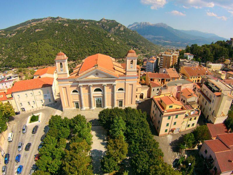 Nuoro Sardinie