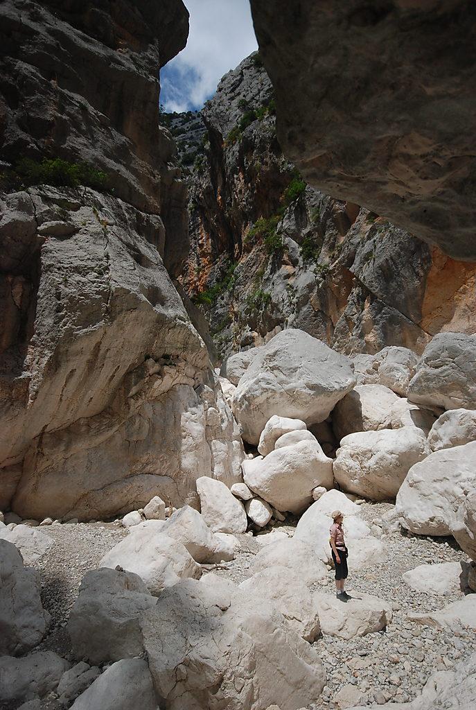 Gola di Su Gorroppu - Sardinië