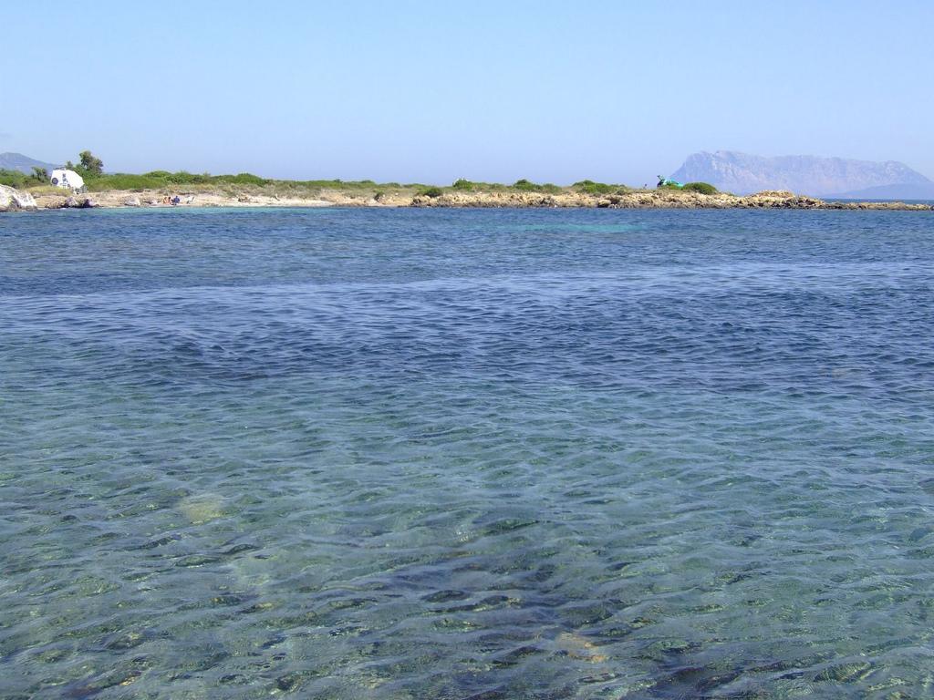 Spiaggia dell'Isuledda - stranden van San Teodoro