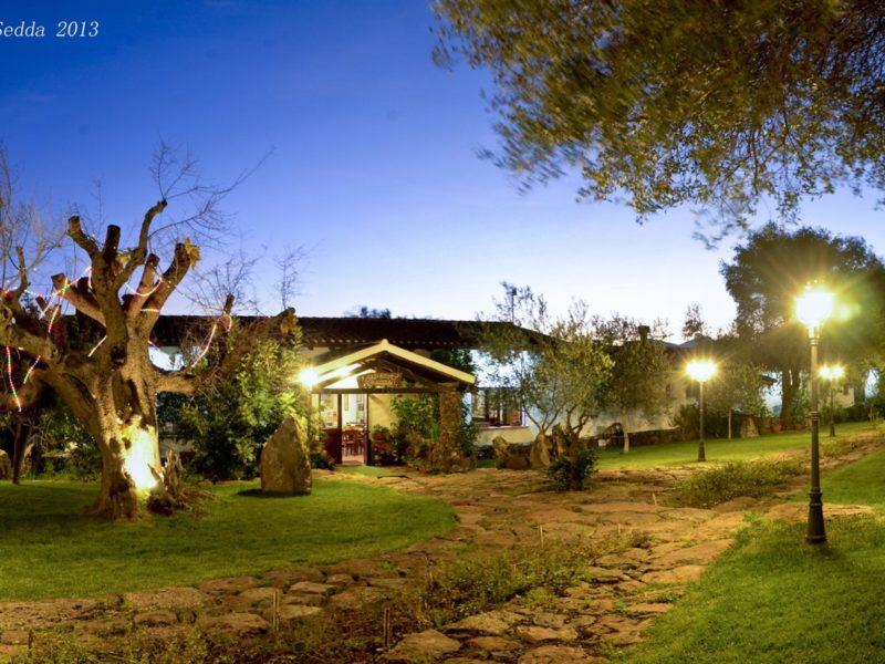 landhuis sardinie