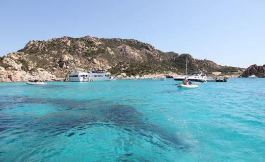 Eilandhoppen op de Maddalena eilanden