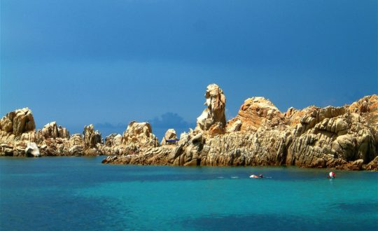 De eilanden van Sardinië