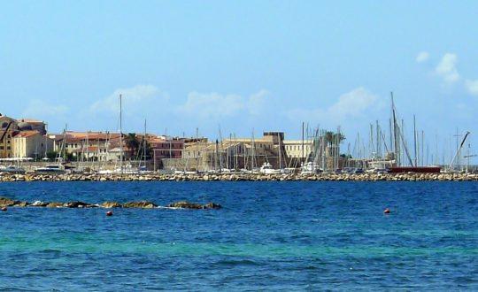 Ontdek de westkust van Sardinië!