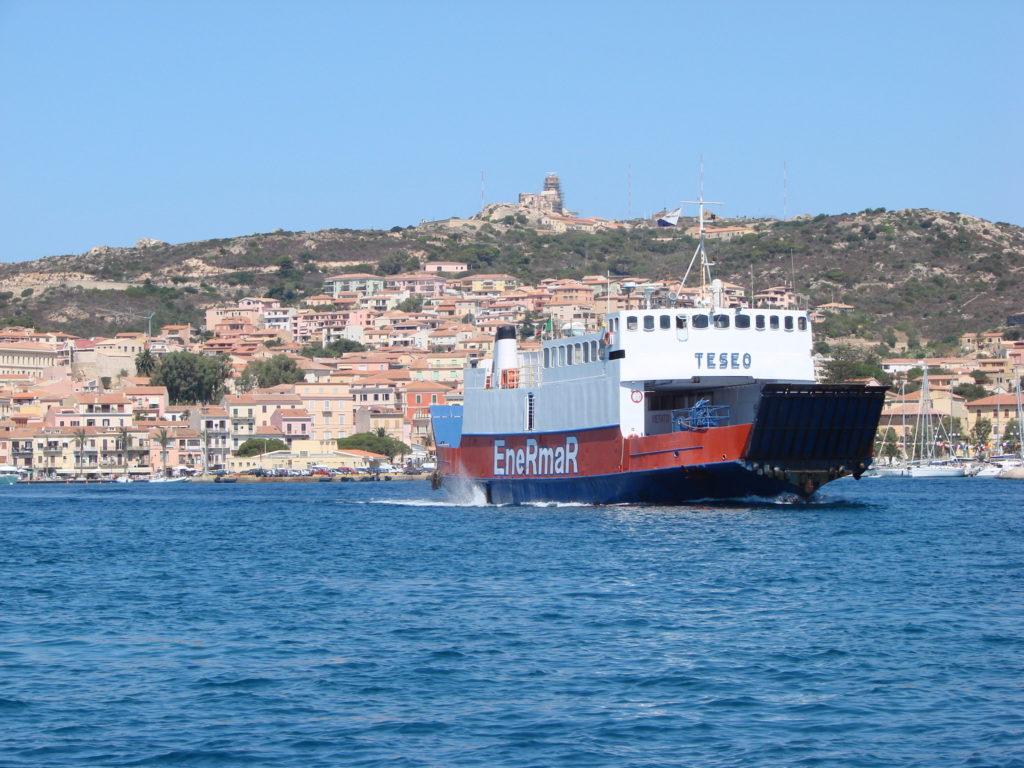 Maddalena Sardinië
