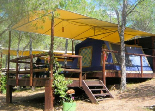 Camping calapineta