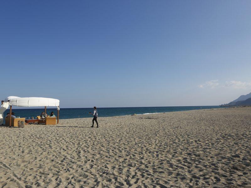 hotel strand sardinie