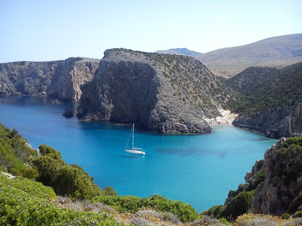 Cala Domestica Sardinie
