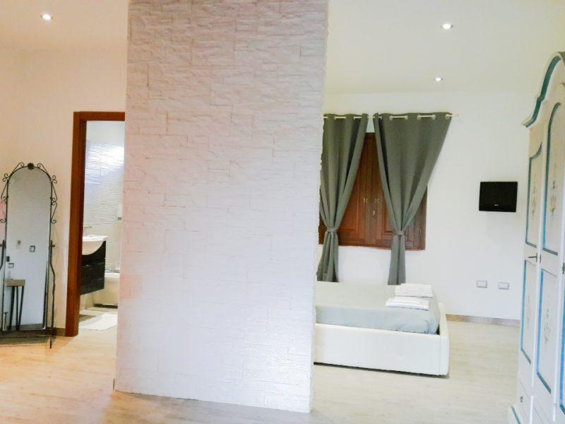 Sardinie - Agriturismo Riu Sa Murta - slaapkamer
