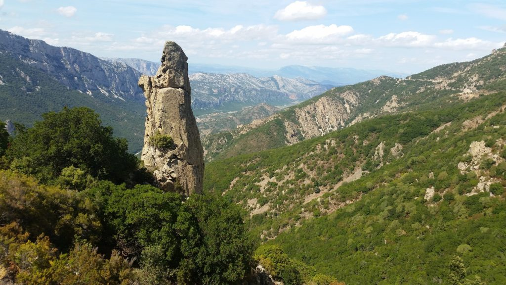 Autorondreis door Sardinië
