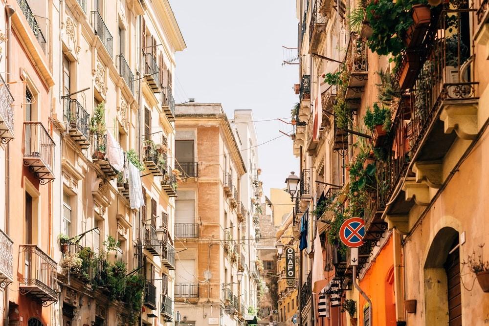 Motortour, Cagliari