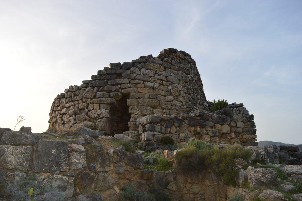 ruïnes in Sardinië