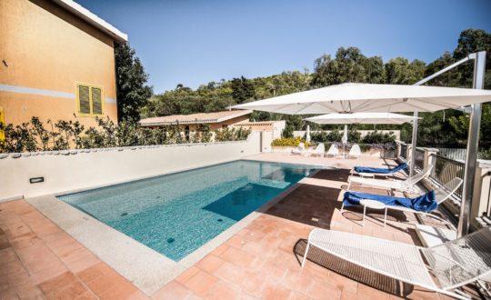 Residence Villa Ulivi - Sardinië.nl