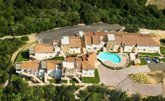 Residence Baja Sardinia - Sardinië.nl