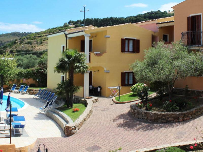 Residence Corte Dei Venti Sardinië