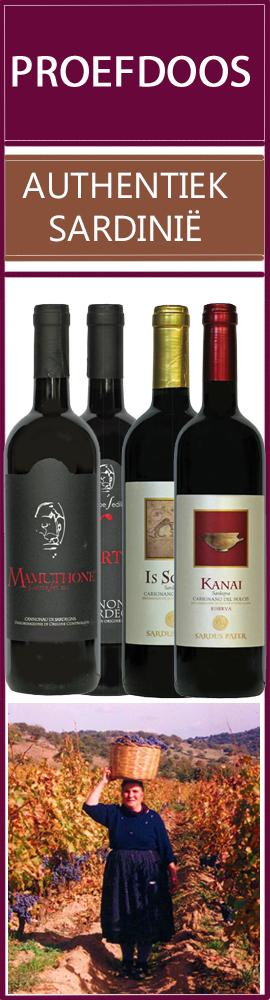 sardinie wijn