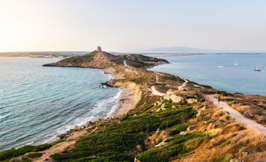 Een dag op ontdekking op het schiereiland Sinis