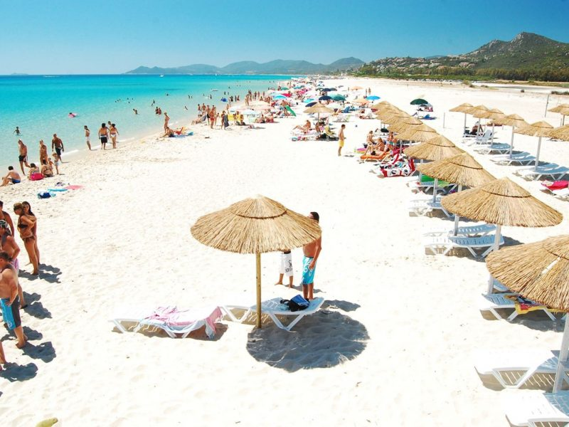 Le Dune - nazomeren op Sardinië